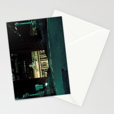 New York City, Grand Central Terminal   cinematic Stationery Cards