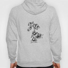 Helleborine (Orchid) Hoody