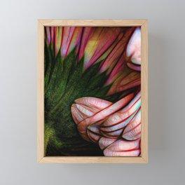 Daisy Chain Framed Mini Art Print
