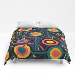 Circle Cirlce Comforters