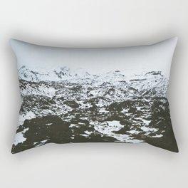 Mt Ruapehu Rectangular Pillow