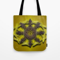 Abstract X Eight Tote Bag