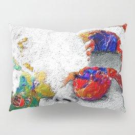 John F Kennedy Cigar And Sunglasses Colorful Pillow Sham