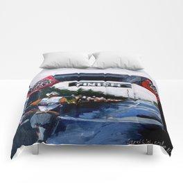 Finish Line Comforters