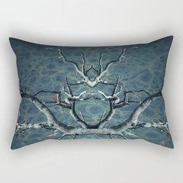 Ghosts of the Forest Spirits Rectangular Pillow