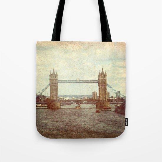 Tower Bridge 2 Tote Bag