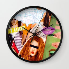 Silicon Valley Wall Clock