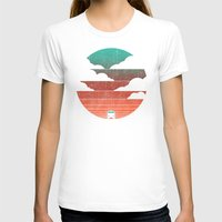 T-shirts featuring Go West by Picomodi