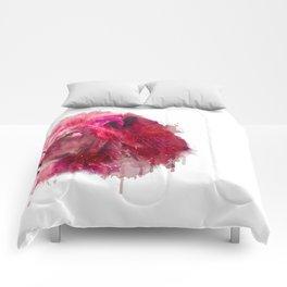 Rose Lion Comforters