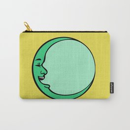 Green Cheese Carry-All Pouch