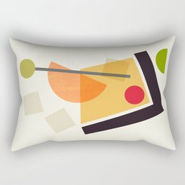 Cocktail III Old Fashioned Rectangular Pillow