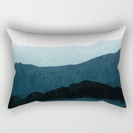 igneous rocks 3 Rectangular Pillow