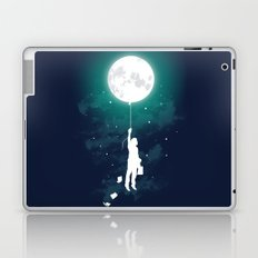 Burn the midnight oil Laptop & iPad Skin