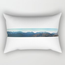 Little Dolomites, North-East of Italy Rectangular Pillow