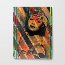 Lucille Ball Metal Print