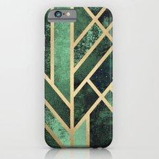 Art Deco Emerald iPhone 6 Slim Case