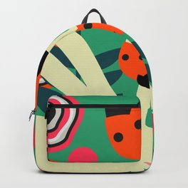 Little bunny in spring Backpack