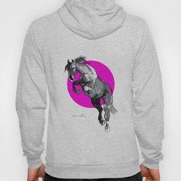Horse (Pinky Jump) Hoody