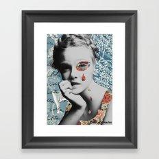 Lolitears Framed Art Print