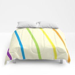 Finding the Rainbow Comforters