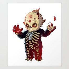 Kewpie Art Print