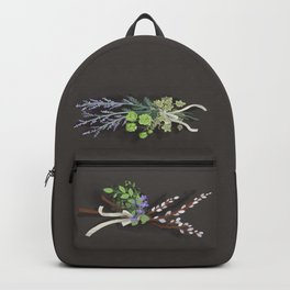 bouquets Backpack