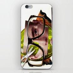 Make me perfect | Collage iPhone & iPod Skin