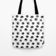 Eyes Pattern 1 Tote Bag