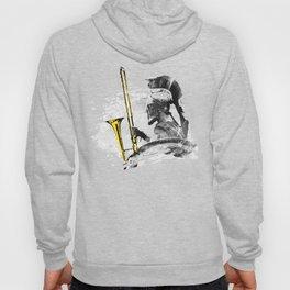 Trombone Warrior Hoody