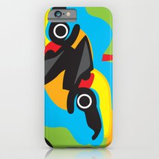 Black-browed Barbet iPhone 6s Slim Case