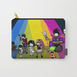 Lilwickidz Rock n Roll Band Carry-All Pouch