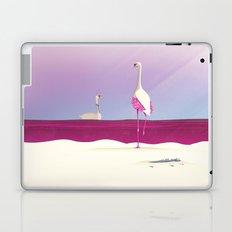 Flamingo Fatale Laptop & iPad Skin