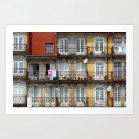 Porto 5 Art Print