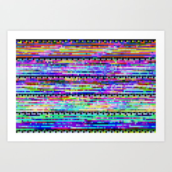 CDVIEWx4bx2ax2a Art Print
