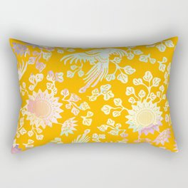 Traditionally Chinese ornament 002 Rectangular Pillow