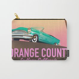 orange county California USA Carry-All Pouch