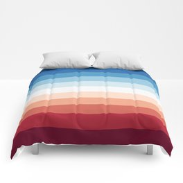 Flag Gradient Comforters
