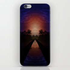 Float with the dream and find a new place iPhone & iPod Skin