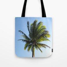 Palm Tote Bag