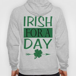 Ireland Dublin Gift Irish Catholic St.Patrick Hoody