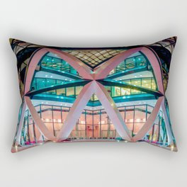 The Gherkin - London Rectangular Pillow