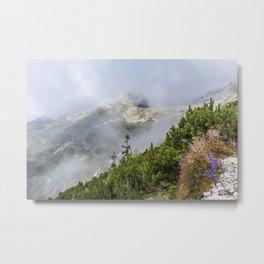 Slovak Tatras Metal Print