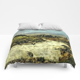 Mill Valley Stream Roar Comforters