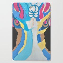 Woman´s tree / EL ARBOL DE LA MUJER Cutting Board
