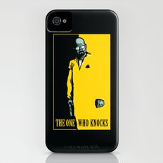 The One Who Knocks Slim Case iPhone (4, 4s)