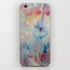 Tye Dye Kaleidoscope Sunset iPhone & iPod Skin
