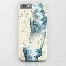 Tree line Facet iPhone 6s Slim Case