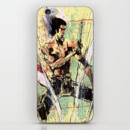 THE DRAGON iPhone Skin