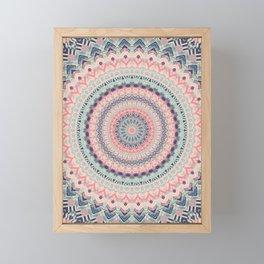 Mandala 515 Framed Mini Art Print