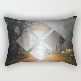 Forest Trails Rectangular Pillow